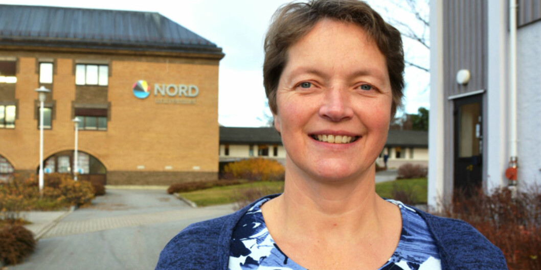 Prorektor for utdanning Hanne Solheim Hansen på Nord universitet. De ser fram til å være endel av tilsynsrunden NOKUT skal gjennomføre mot fire høgskoler og universiteter som alle har åtte campus eller mer. Foto: Nord universitet