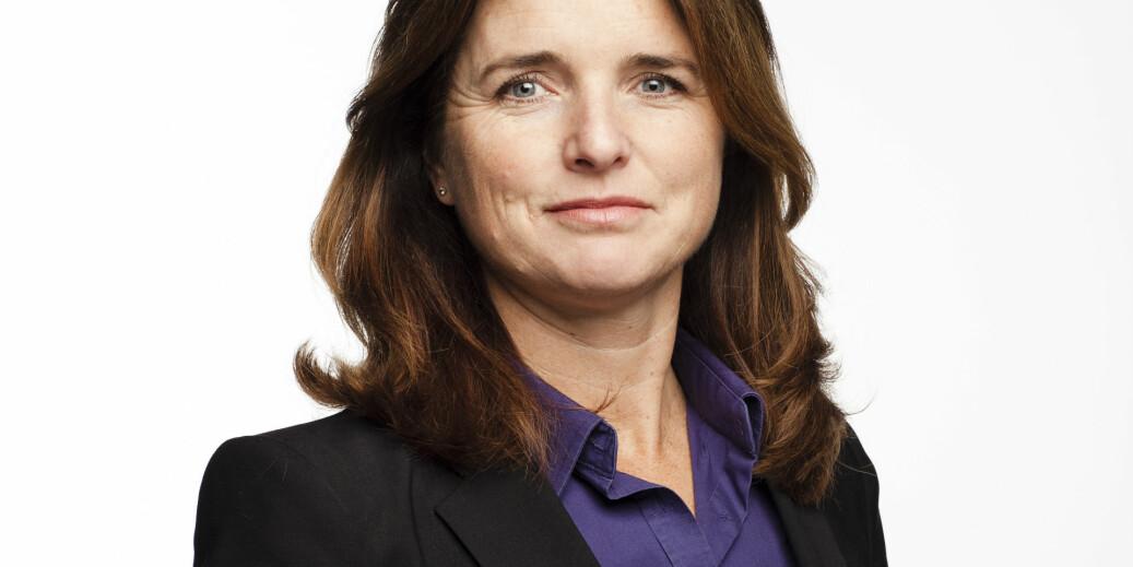 Dette er Lånekassens nye direktør  Nina Schanke Funnemark (47).
