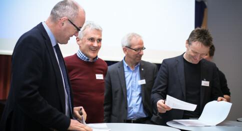 Ny rapport: Gjøvik og Ålesund er mest fornøyd med NTNU-fusjonen