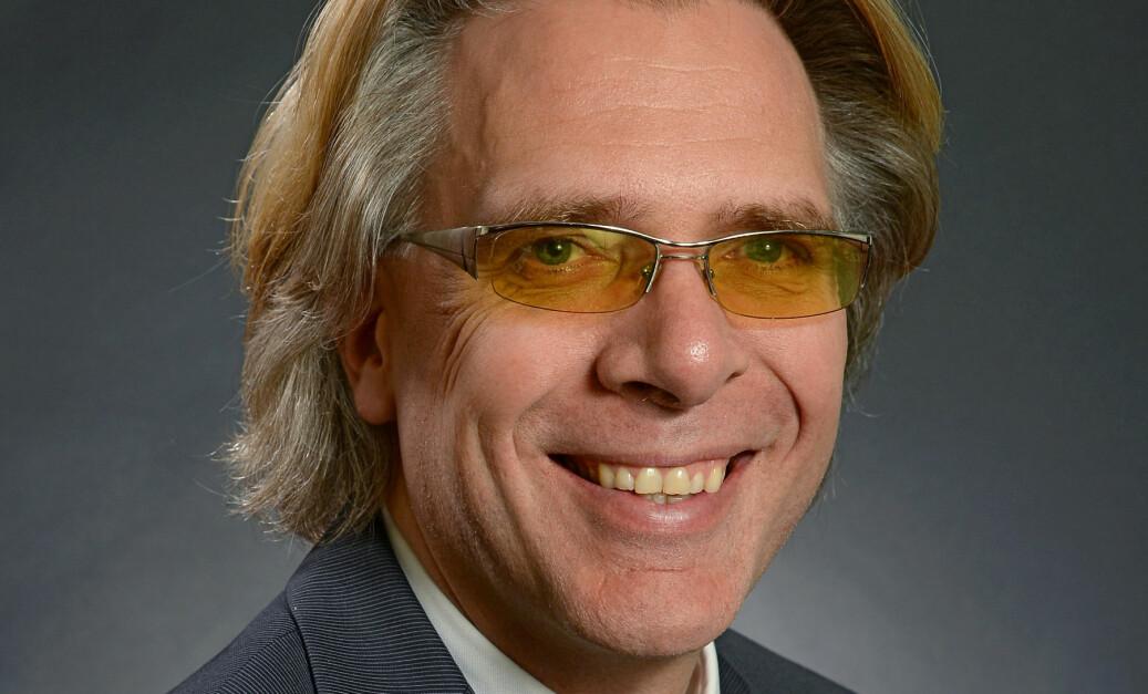 Simon Geir Møller takket nei til stillingen som livsvitenskapsdirektør ved UiO. Nå overtar han en av toppstillingene ved St. John's University i New York, der han har jobbet siden 2011. Foto: St. John's University