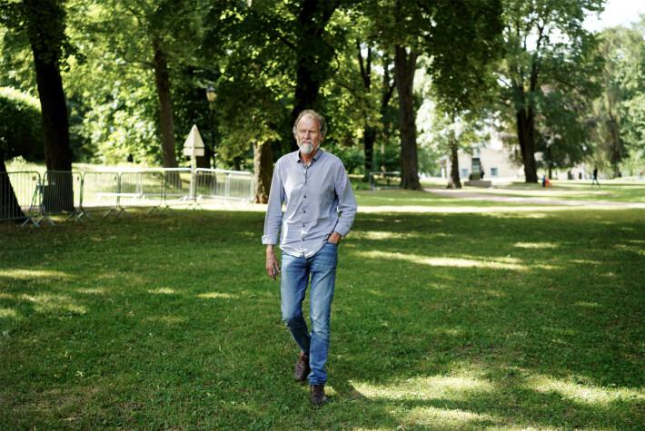 Finn-Erik Nilsen (70) forlater motvillig OsloMet.
