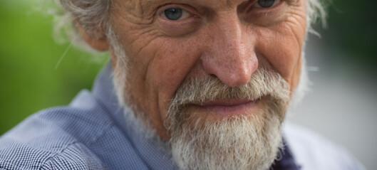 Byggingeniøren som ikke vil forlate OsloMet, men som må slutte etter 44 år som lærer