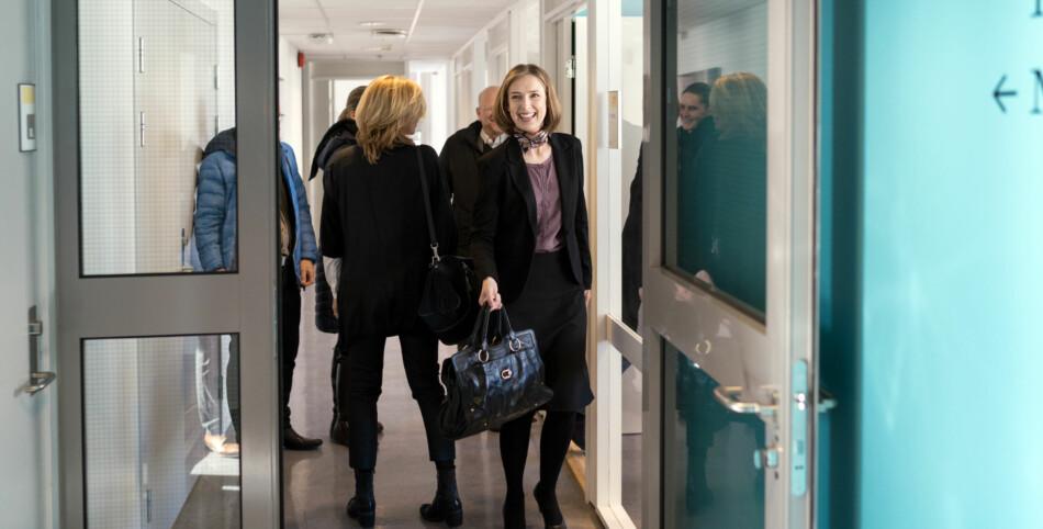 Statsråd Iselin Nybø får klar beskjed om å få fortgang på evaluering av strukturreformen. Departementet har bedt Forskningsråde lyse ut den jobben. Foto: Ketil Blom Haugstulen
