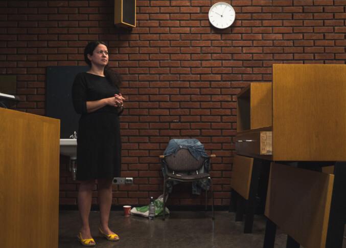 — Studentene rapporterer flere psykiske plager enn andre. De fleste oppsøker hjelp på grunn av lettere angstlidelser eller depresjon, sier psykolog og seksjonsleder ved SiO Helse, Yasmin Iqbal.