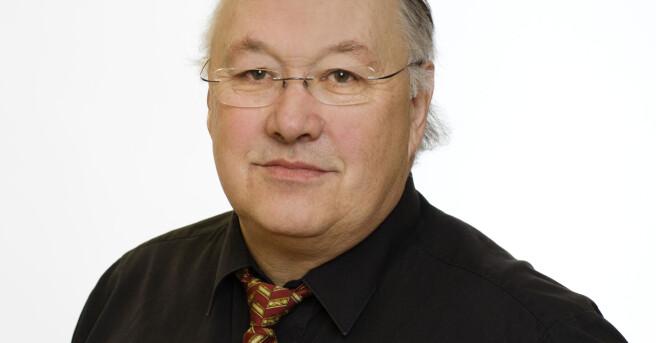 Professor Dag Helland ledet den siste patentnemnda som ble oppnevnt i 2008, men er ikke sikker på om han noen gang ble avsatt. Foto: Trond Isaksen/FEK
