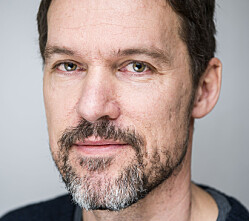 Anders Braarud Hanssen. Foto: B. Ward/OsloMet