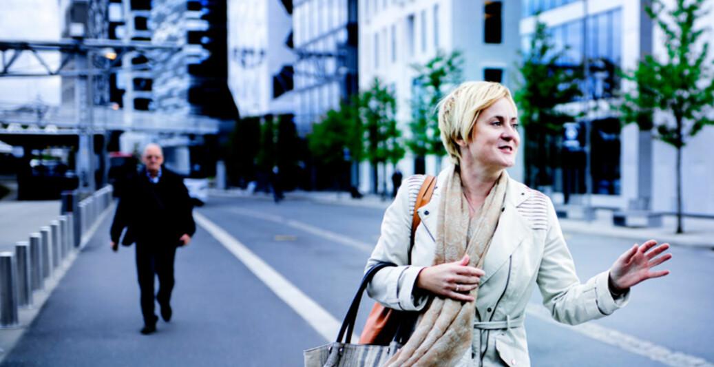 Jurist Helga Aune skal lede utvalget som skal gjennomgå regelverket for universiteter og høgskoler. Foto: Henrik Evertsson