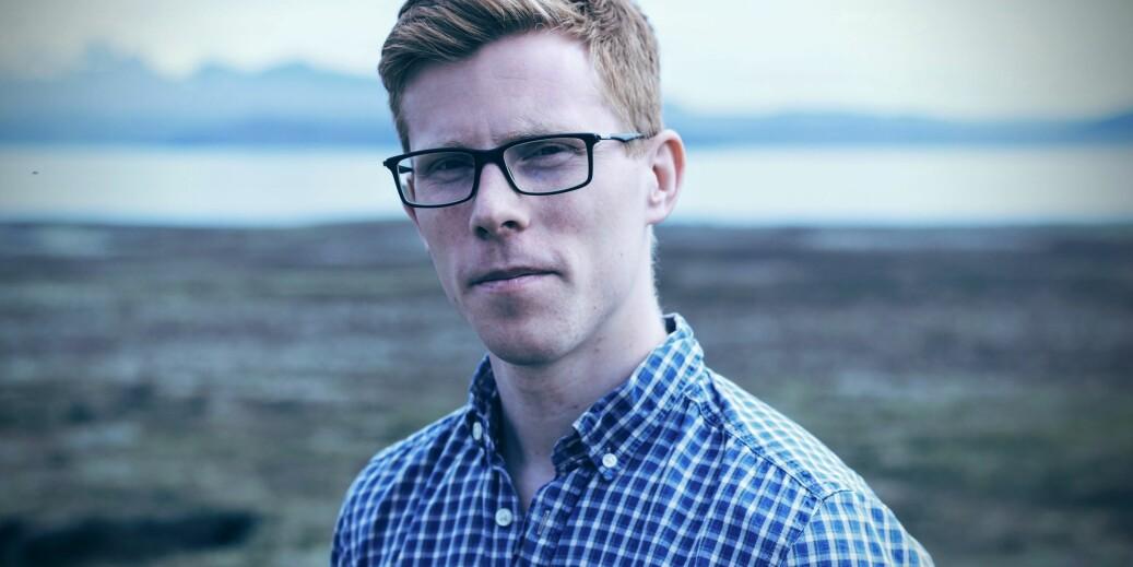 Prestisjefylt pris til filosof Finnur Dellsén ved Høgskolen i Innlandet.