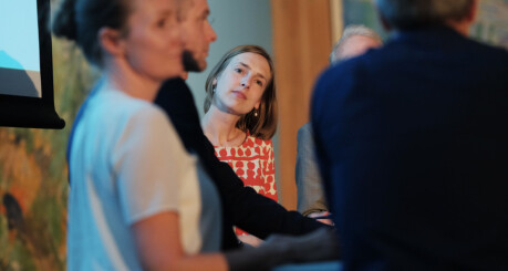 Statsråd Nybø på innovasjons-raid