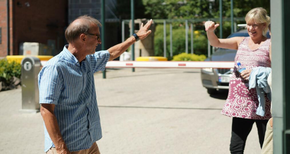Dekan Hanevik har siste dag på jobben på OsloMet fredag 29. juni.