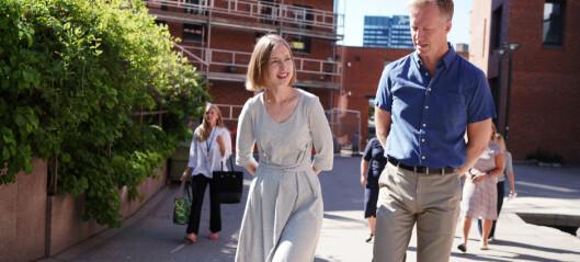 Curt Rice: Derfor søker jeg om fire nye år som rektor på OsloMet