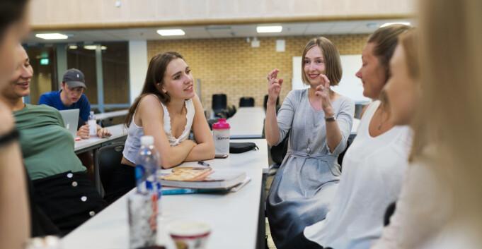 213 studenter klarte ikke å nå målet om å få starte på lærerutdanning