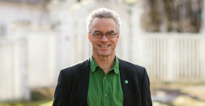 Rasmus Hansson søker dekanjobb i Innlandet