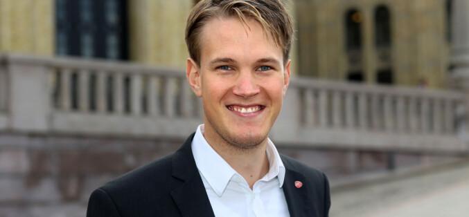 Torstein Tvedt Solberg, stortingsrepresentant for Arbeiderpartiet, kaller det generelle mattekravet for en fiasko. Foto: Arbeiderpartiet