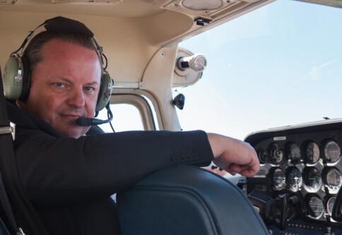 Krumsvik klar for landing på Kristiania