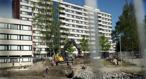 NSO: Oslo og Akershus mangler nær 5000 studentboliger