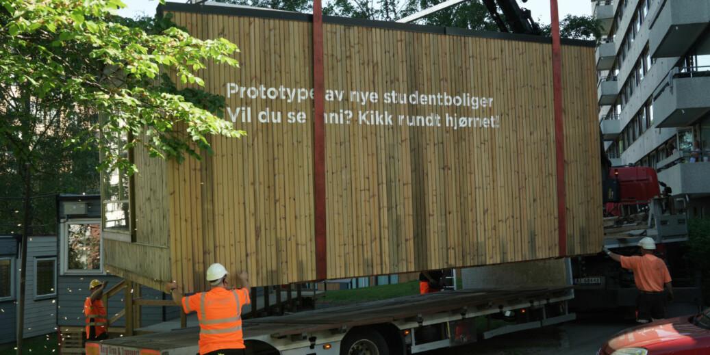 Det er på høy tid at det bygges 3000 nye studentboliger årlig, skriver Aps Torstein Tvedt Solberg. Foto: Ketil Blom Haugstulen
