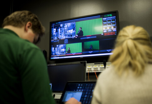 Journalistikkstudier: Mer enn halvparten av søkerne er borte