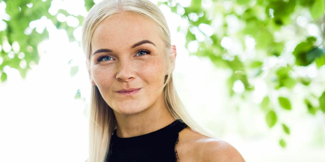 Maya Sol Sørgård, påtroppende leder for Velferdstinget i Oslo og Akershus. Foto: Rebekka Opsal