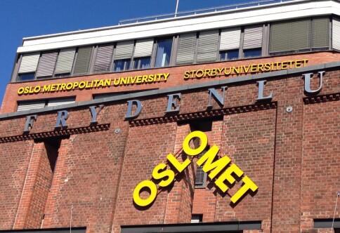 OsloMet: «Det engelske og norske universitetsnavnet er likestilt»