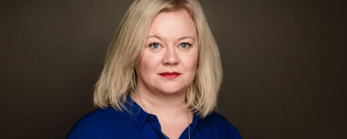 Nina Teigland. Foto: Språkrådet