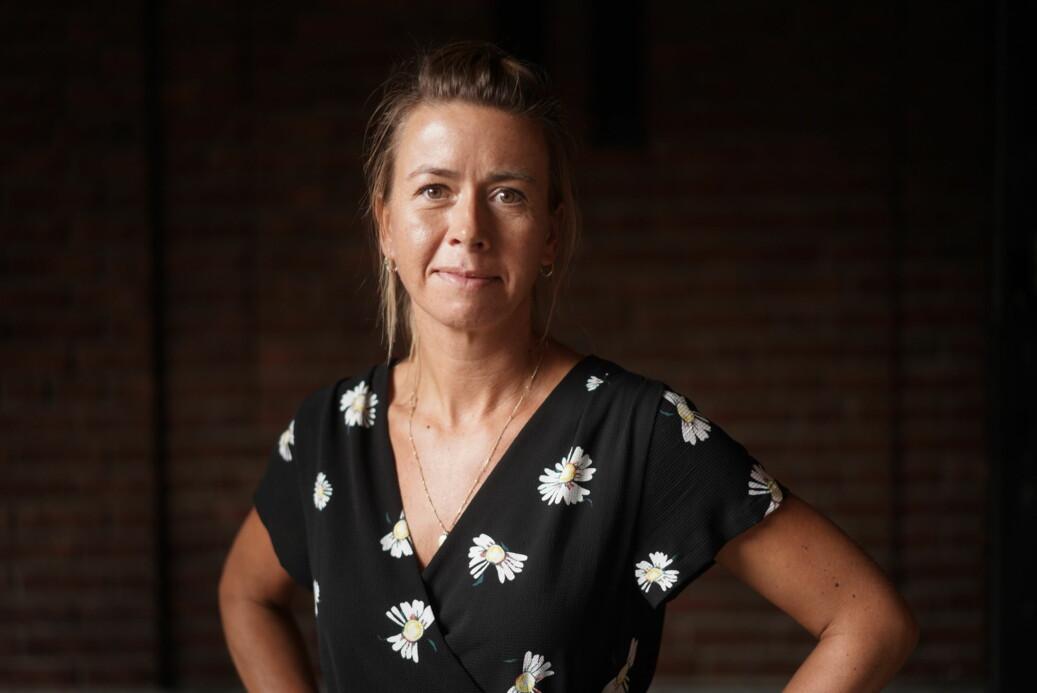Heidi Arnesen Austlid er administrerende direktør i IKT-Norge. Foto: Ketil Blom Haugstulen