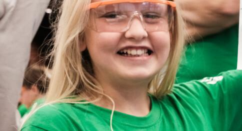 Her er Norges yngste forskere