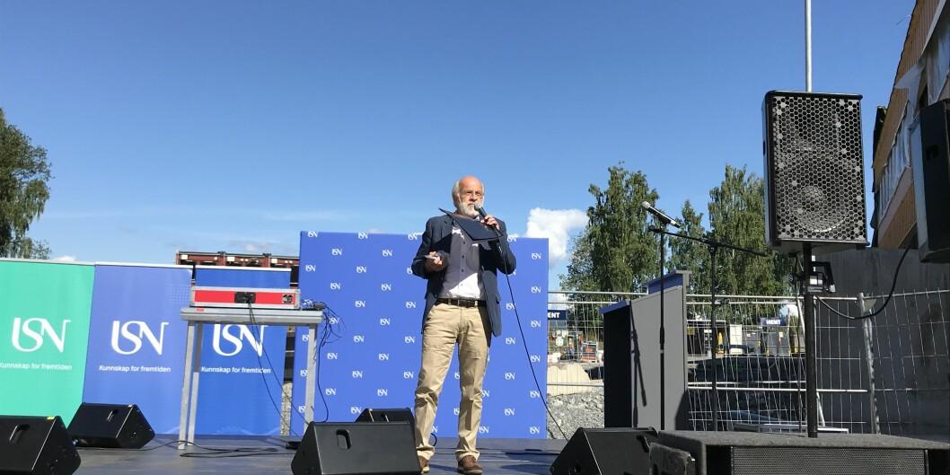 Petter Aasen, USN