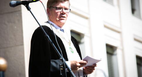 UiO-rektor Stølen er sterkt kritisk til flere og nye medisinutdanninger