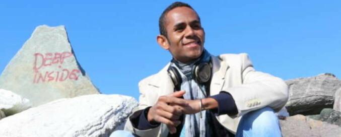 Cédrique Lovasoa Augustave måtte forlate Norge, med politieskorte på flyet, i juli. Foto: Privat