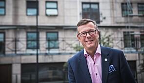 Dag Rune Olsen, rektor Universitetet i Bergen
