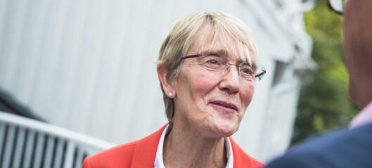 Anne Borg er ny rektor ved NTNU