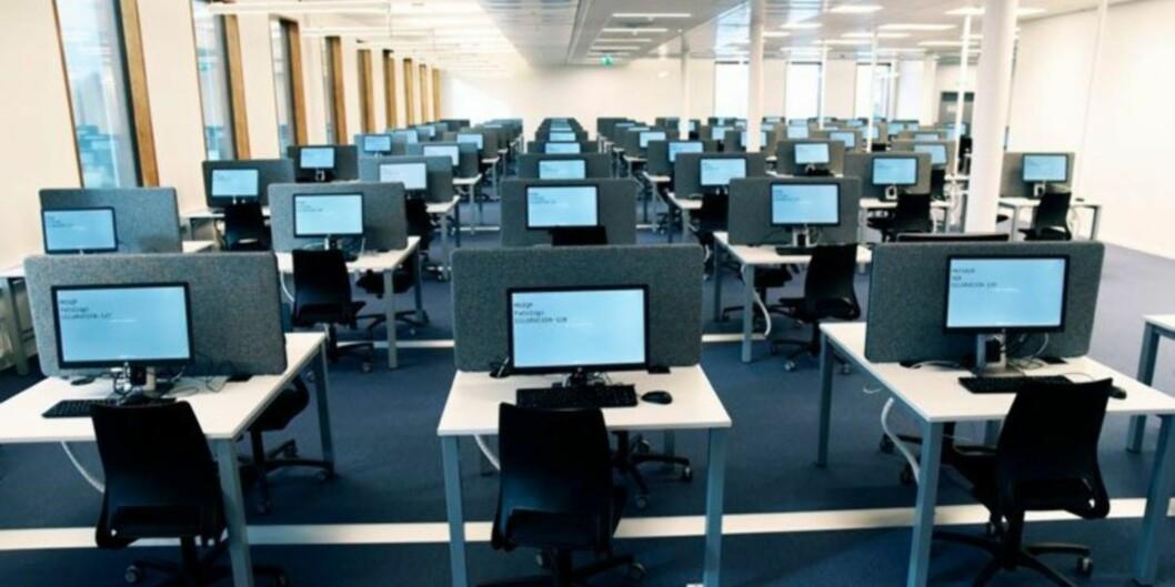 —Vi vil helt enkelt komme med et av mange eksempler hvor grunnleggende IKT-forskning får store samfunnsmessige og forskningsmessige konsekvenser innenfor de områdene man faktisk ønsker å styrke innsatsen mot, skriver tre forskere tilknyttet Institutt for informatikk ved Universitetet i Bergen. Foto: UiO