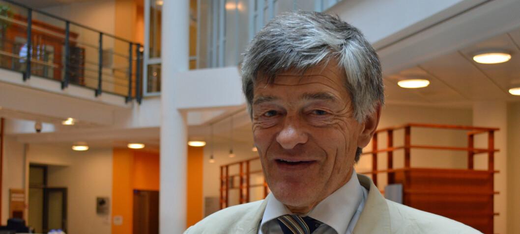 Professor forklarte seg i retten om pengelån til afrikanske studenter