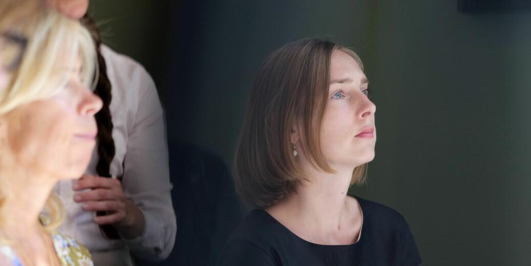 Forsknings- og høyere utdanningsminister Iselin Nybø er i startgropa på arbeidet med stortingsmelding om norske studenter i utlandet. Foto: Ketil Blom Haugstulen