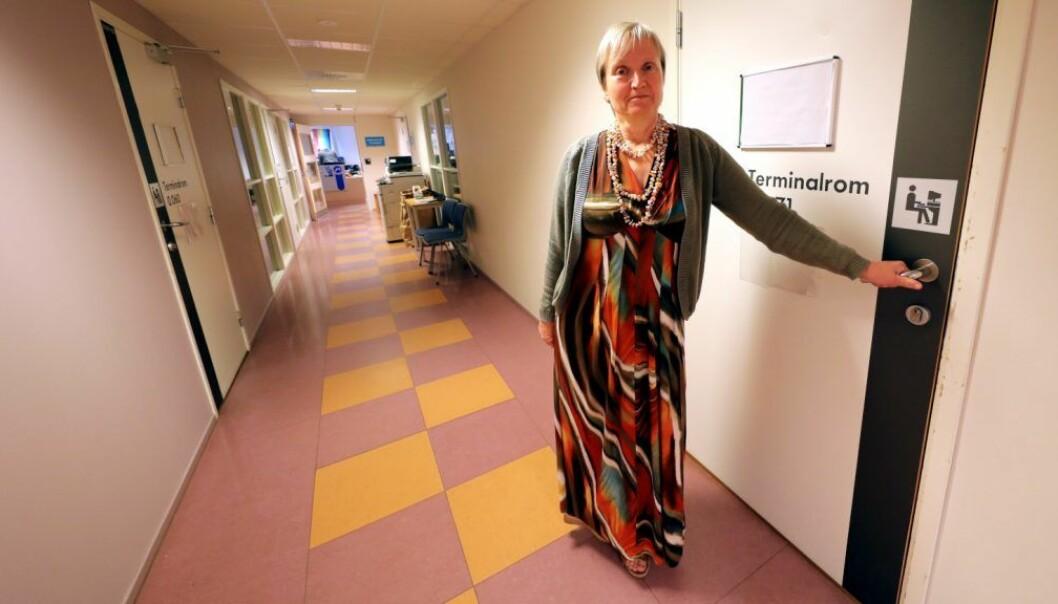 — Nå må vi heve statusen til undervisning, sier viserektor for utdanning, ved Høgskolen i Molde, Heidi Hogset.