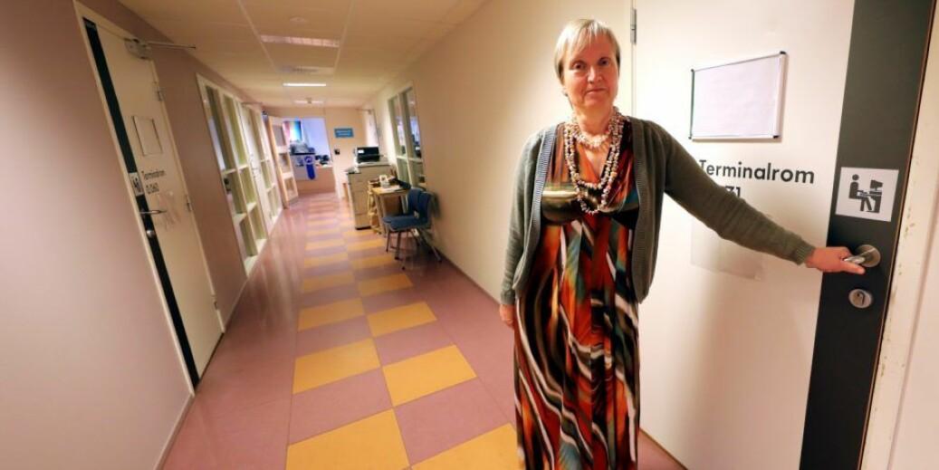 Førsteamanuensis Heidi Hogset er prorektor ved Høgskolen i Molde. Foto: Arild J. Waagbø