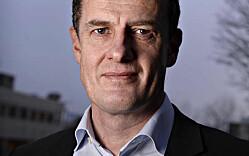 Klaus Mohn. Foto: UiS