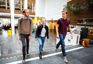Rotete timeplan hindrer studenter i å jobbe ved siden av studiene