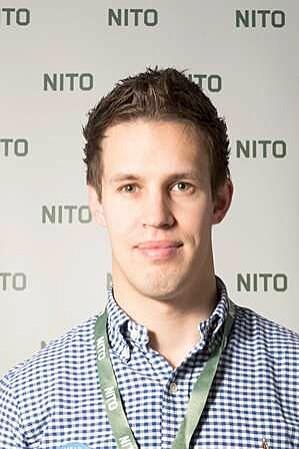 Tobias Fredrik Lynghaug. Foto: NITO
