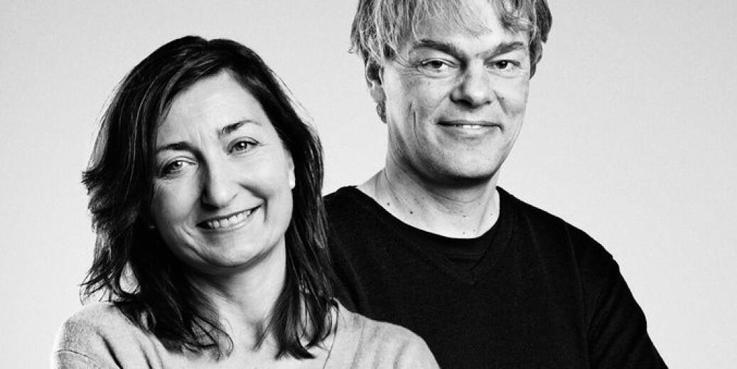 Forskerteamet til May-Britt og Edvard Moser ved Kavli-instituttet på NTNU med nytt gjennombrudd i hjerneforskning. Foto: Geir Mogen, NTNU