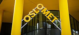 OsloMet-ansatt sluttet etter hyttetur med vodkashots, badstubading og tafsing på studenter