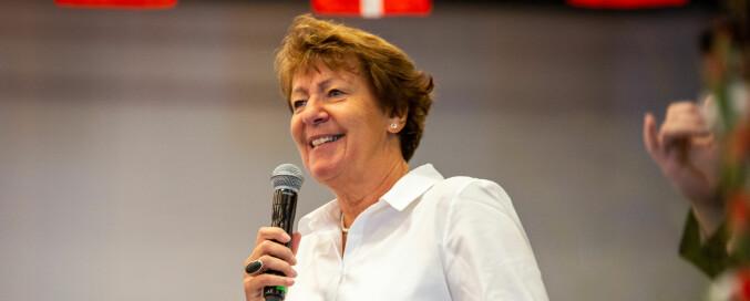 Ordfører i Oslo Marianne Borgen: OsloMet betyr vårt Oslo på nordsamisk.