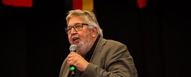Ordfører i Skedsmo kommune, Ole Jacob Flæten, trakk frem viktigheten av å ha OsloMet på Lillestrøm.