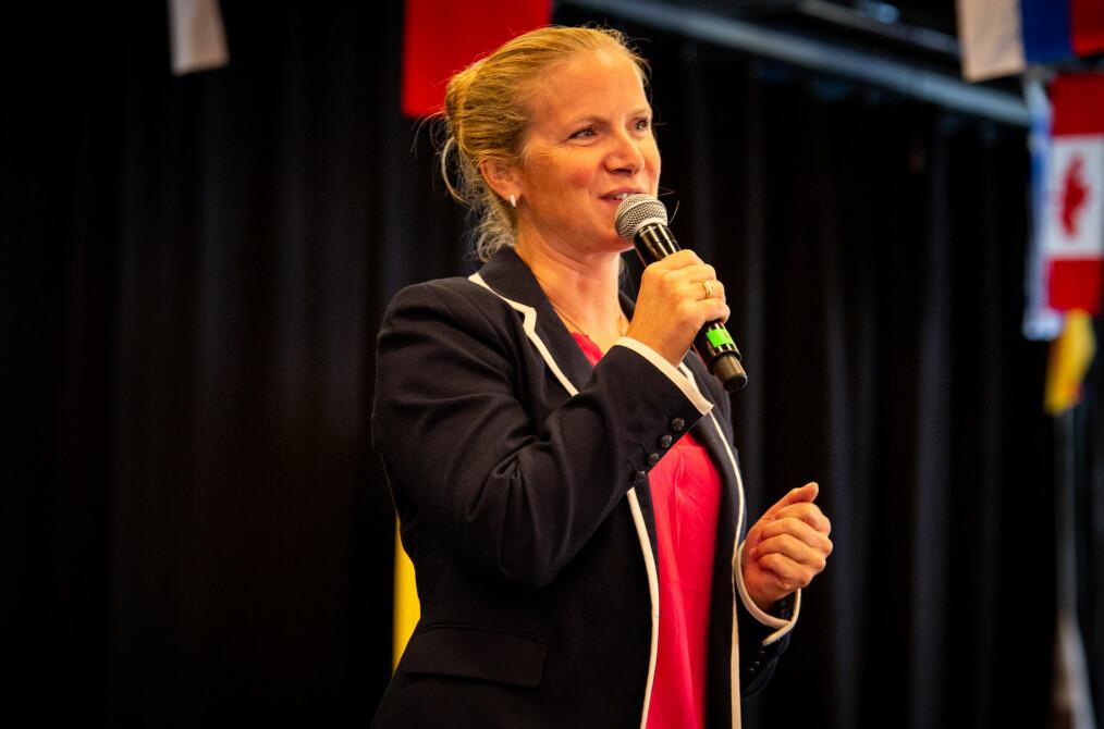 Hele sektoren heier på OsloMet, ifølge Mari Sundli Tveit.