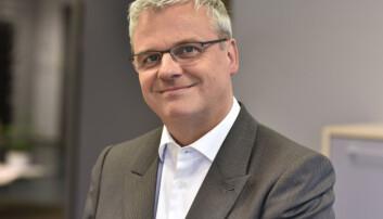 Harald Nybølet. Foto: Diku