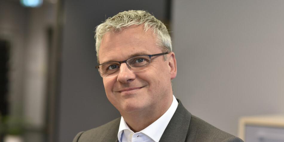 Harald Nybølet er direktør for Direktoratet for internasjonalisering og kvalitetsutvikling i høyere utdanning, som skal tildele nye Sentre for fremragende utdanning innen utgangen av året. Foto: Diku