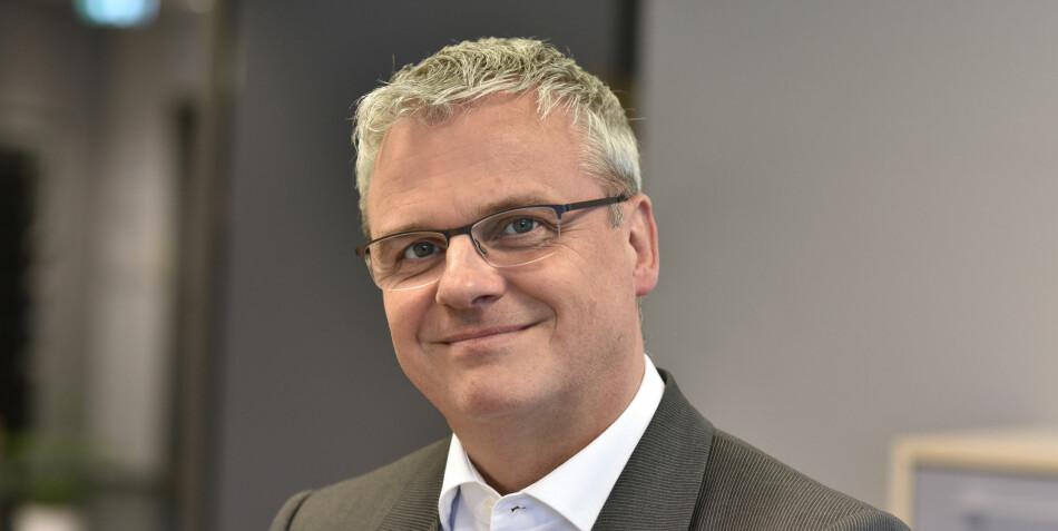 Harald Nybølet er direktør for Direktoratet for internasjonalisering og kvalitetsutvikling i høyere utdanning. Foto: Diku