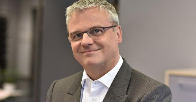 Tidligere SIU, nå Diku-direktør, Harald Nybølet. Foto: Diku
