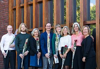 Prisvinnere på Universitetet i Oslo